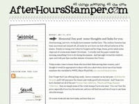 After Hours Stamper