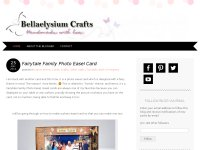 Bellaelysium Crafts | Handmade With Love