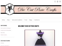 Welcome To Die Cut Pixie Crafts