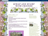 Scrap and Stamp with Friends