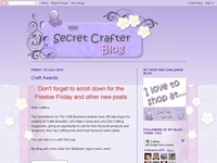 Secret Crafter Blog
