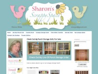 Sharon's Scrappy Space