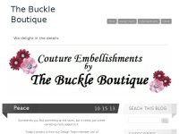The Buckle Boutique - Adding Sparkle to your Life