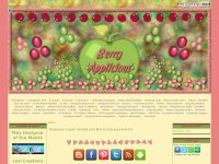 Welcome to Berry Applicious! Your one stop scrapping shop