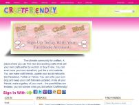 Craftfriendzy - The Community For Crafters