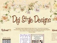 Digital Scrapbooking Store - Designer Resources
