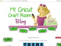 Erica's Craft Room for Cricut and SVGs