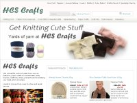 HCS Crafts - Knitting yarn & Cross Stitch