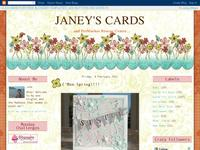 Janey's Cards