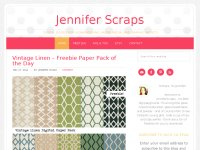 Jennifer Scraps – Daily Digi Freebies